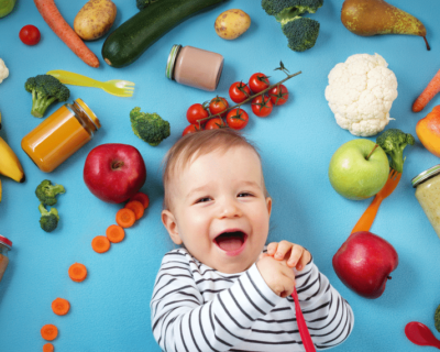 دبلومة تغذية الاطفال