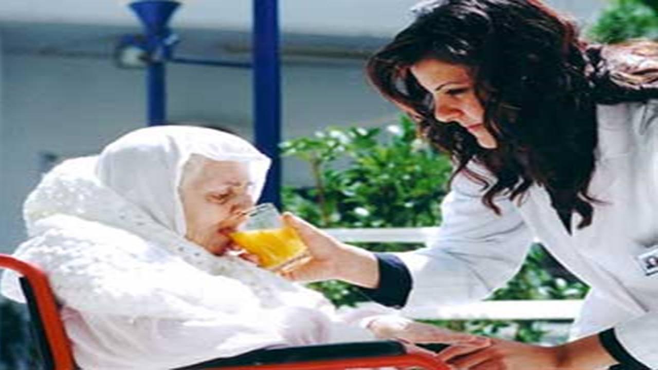 تغذية كبار السن في رمضان