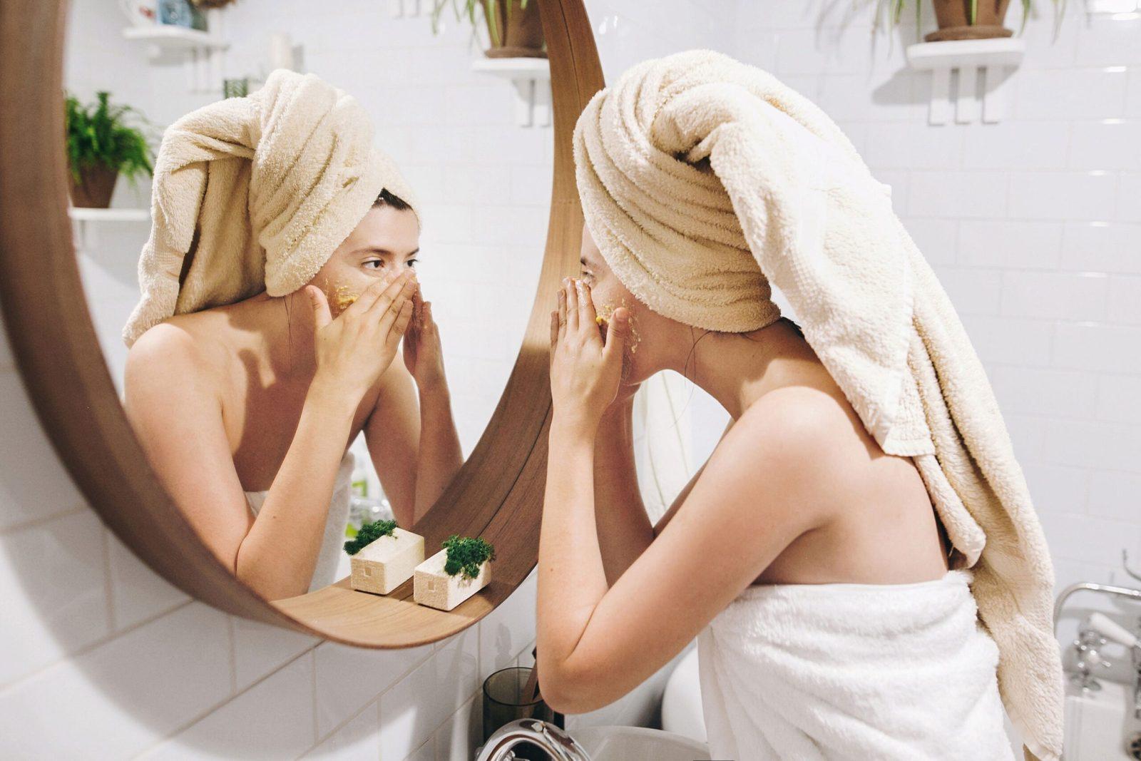 كورس Skin care