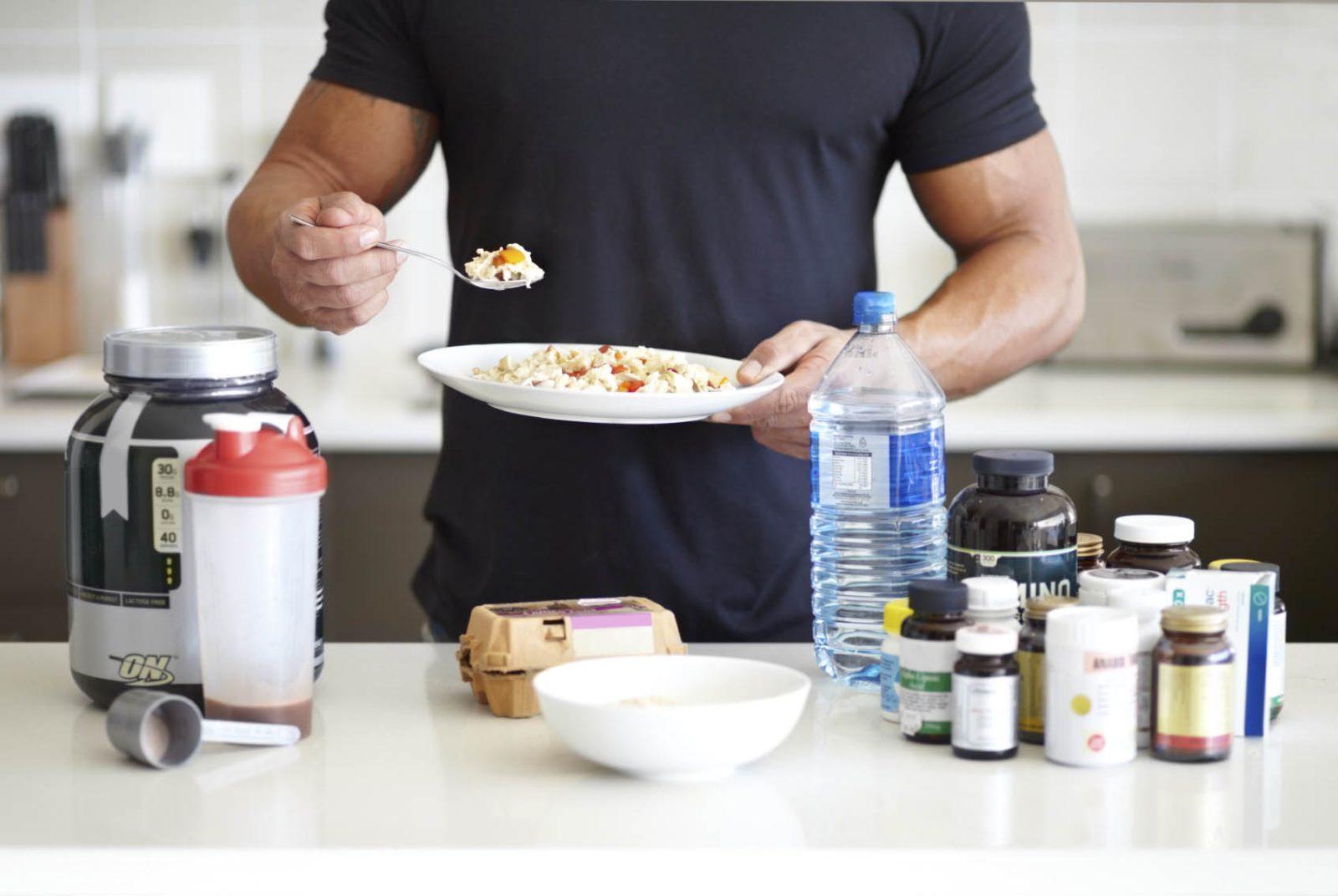 دورة تغذية الرياضيين